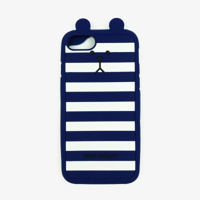 크래프트홀릭 Shell Cover for iPhone7 (BLUE BORDER)