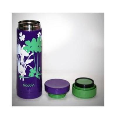 알라딘 Aveo 텀블러 보온병 300ml(purple  flower)