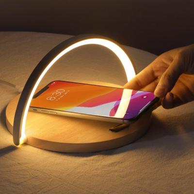 유엠투 LED10 고속 무선충전 LED 무드등