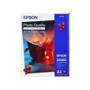 엡손(EPSON)용지 C13S041786 (잉크젯용지) / 구S041061 / Photo quality ink jet paper A4 / 100매