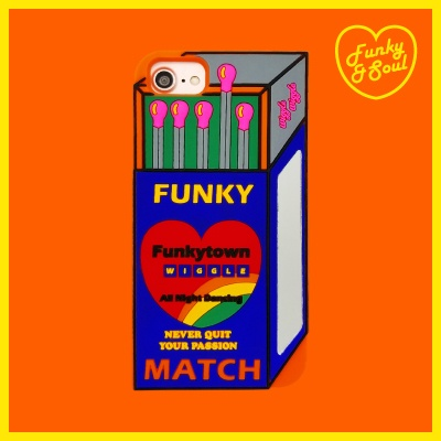 Funky Case 시즌5 (아이폰)
