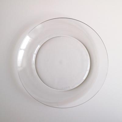 리스플레인 유리접시(2size)