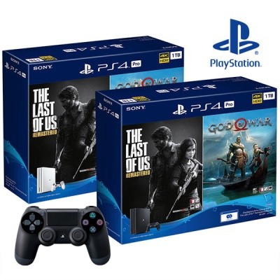PS4 프로 본체 7218B 1TB 번들팩 / 설할인1월29일까지