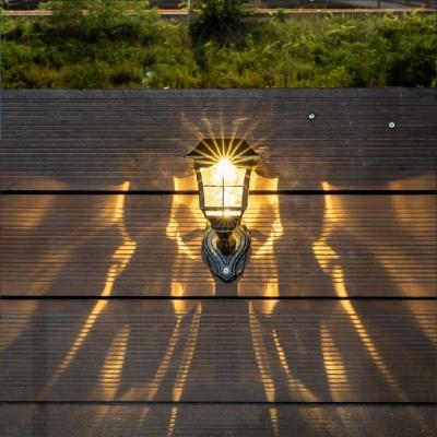 LED 가든램프 / 벽면거치 정원등 /태양광충전 LCER177