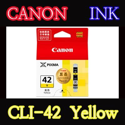 캐논(CANON) 잉크 CLI-42 / Yellow / CLI42 / PRO-100 / PRO100