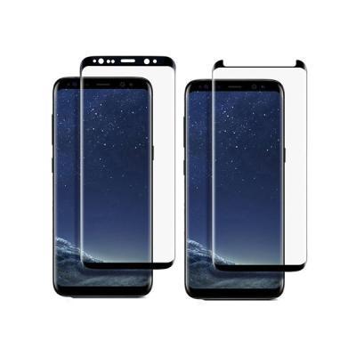 [비스비] 갤릭시 S8 풀커버 강화유리 액정보호필름