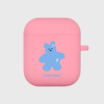 Color bear-pink(Air Pods)