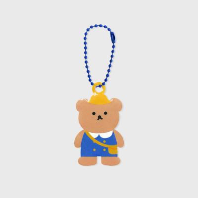 Little bear bag(PVC키링)