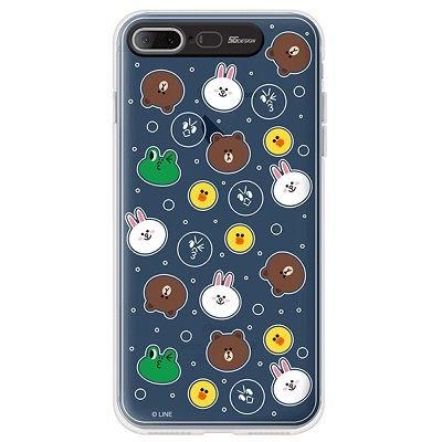 [SG DESIGN]iPhone7 8/ 78 Plus 라인프렌즈 PREMIUM