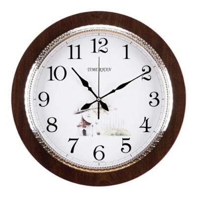 [타임칸] MDF벽시계 (대) M403B [개/1] 332156