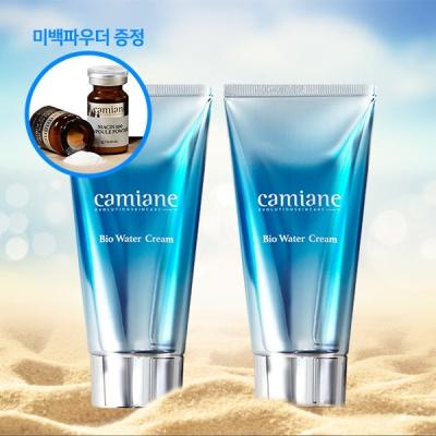 카미안느 착한수분 블루크림1+1/미백파우더
