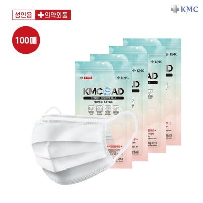 [선물세트] KF-AD 비말마스크 100매
