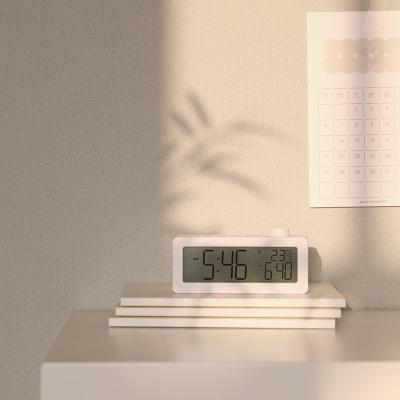 [무아스] 백라이트 심플 타이머 알람 탁상시계