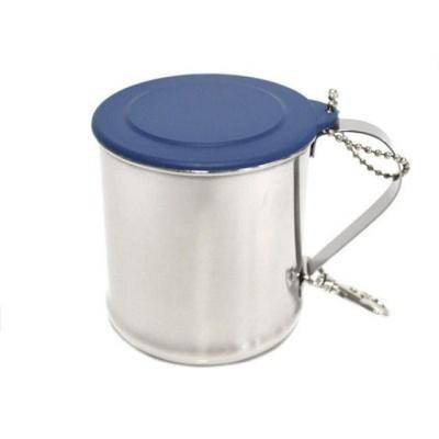 캠핑 등산 야영 스텐 컵 물컵 210ml 1개 휴대용
