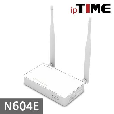 (아이피타임) ipTIME N604E 유무선공유기