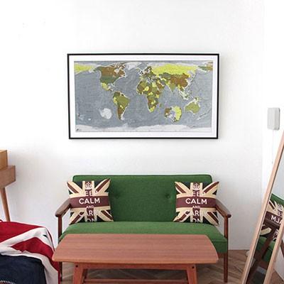 World Map (월드맵 Ver.1)