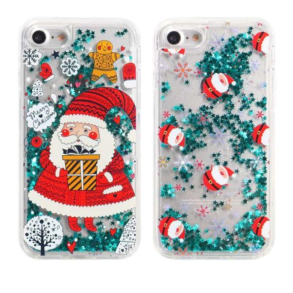 블링블링 크리스마스 케이스(아이폰6S플러스)