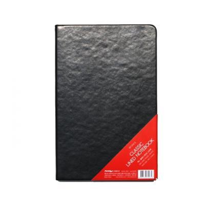 클래식라인드노트북블랙(미니)WAN-3003 295193