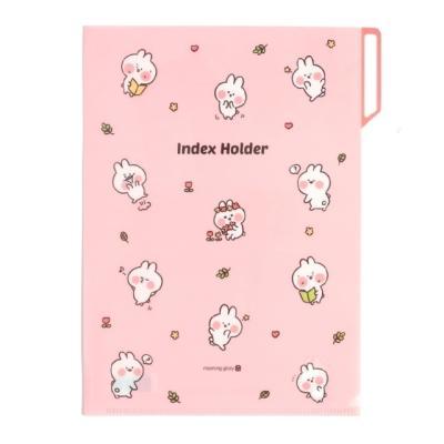800 디자인 인덱스홀더(핑크)