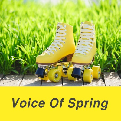 COLOROLL 롤러스케이트 Voice Of Spring