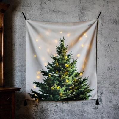 패브릭 크리스마스 트리 / 가리개커튼