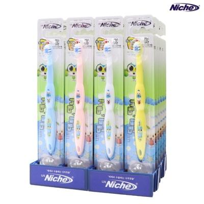 니치 댄티앤대니칫솔 24개 유아용 1단계/무료배송