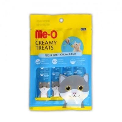 미오크리미 미니 치킨+리버 (7g x 4개입) (28g)