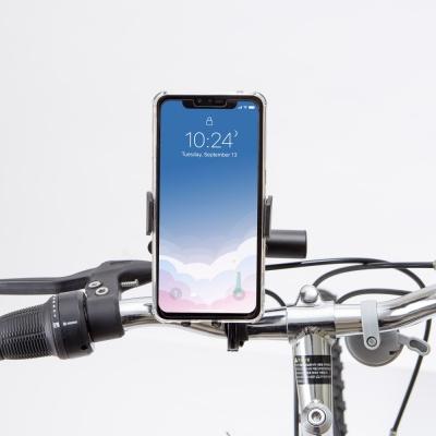 원터치버튼 자전거 스마트폰거치대 킥보드거치대