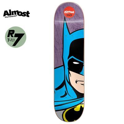 [ALMOST] DAEWON BATMAN SPLITFACE R7 DECK MID 7.5
