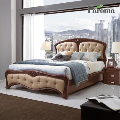 파로마 슈테른 통깔판 클레식 침대(Q)+7존참숯 매트