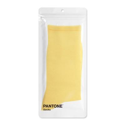 팬톤삭스 선빔 Sunbeam 단색 컬러 장목 양말