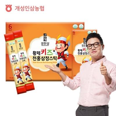 정한삼 황제키즈천홍삼정스틱15ml x 30포