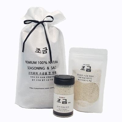 천연조미료 자연육수 조금 과립 실속세트