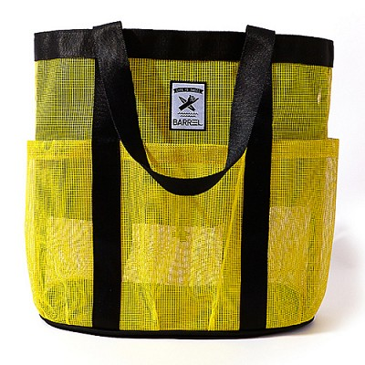 Shore Tote Bag Yellow