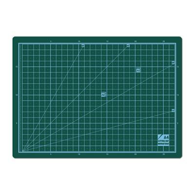 윈스타 녹색 커팅매트 A4