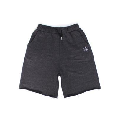 츄바스코 M. Pants OF short Charcoal M17207