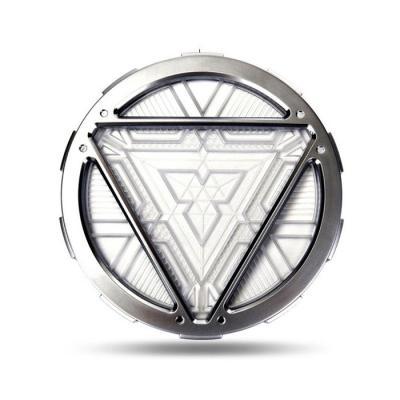 [마블정품] 아이언맨 아크원자로 LED보조배터리 5000mAh