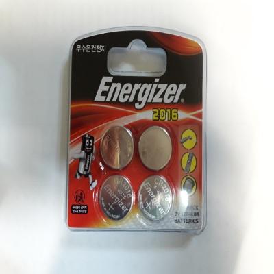 에너자이저 CR2016(4알/팩)