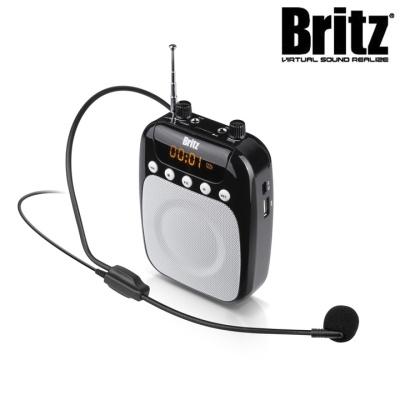 브리츠 메가폰 기능 블루투스 스피커 BA-S7 LouderBT (강의용 확성기 / 블루투스 4.0 / FM라디오)