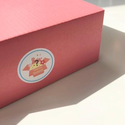 [젤리블리스] 벚꽃박스/슬라임박스