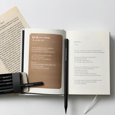 Q&A to me 데미안 다이어리 도서+북퍼퓸 선물세트