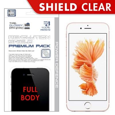 [프로텍트엠/PROTECTM] 레볼루션쉴드 프리미엄팩 전신보호방탄필름+액정보호필름 아이폰6S/6 iPHONE6S/6 4.7인치