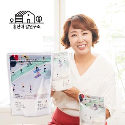 [홍신애쌀연구소] 쌀눈 곤약쌀200g x 10봉