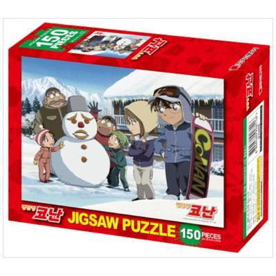 [아이누리] 명탐정 코난 직소퍼즐 150pcs: 눈사람