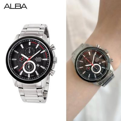 알바 크로노 그래프 시계 AF8T93X 남자시계 선물 커플