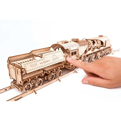 고속증기기관차(Express steam trian)