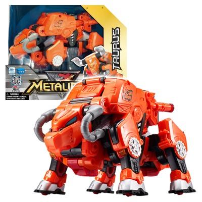영실업 메탈리온 토러스 장난감 변신 로봇