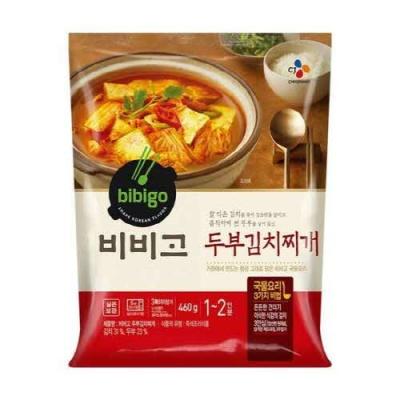 [CJ제일제당] 비비고 두부김치찌개 460gx3팩
