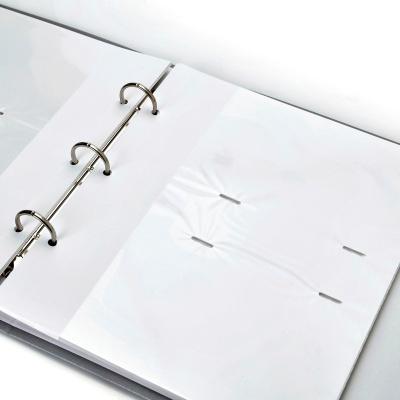 작은사진관 소형바인더앨범 접착식,흑지,포켓식앨범