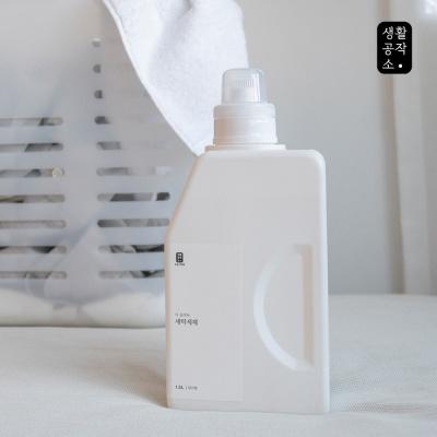 [생활공작소] 세탁세제 1.5L 2개(릴리향)